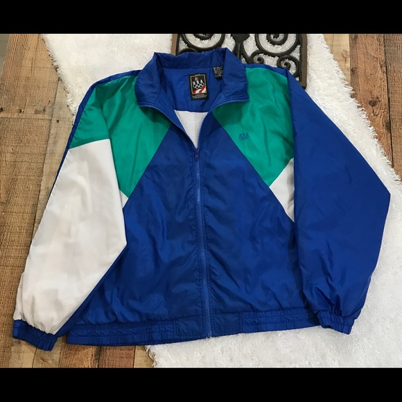c982644c992bd4 jcpenney Jackets & Coats | Jcp Vintage 90s Team Usa Olympic ...